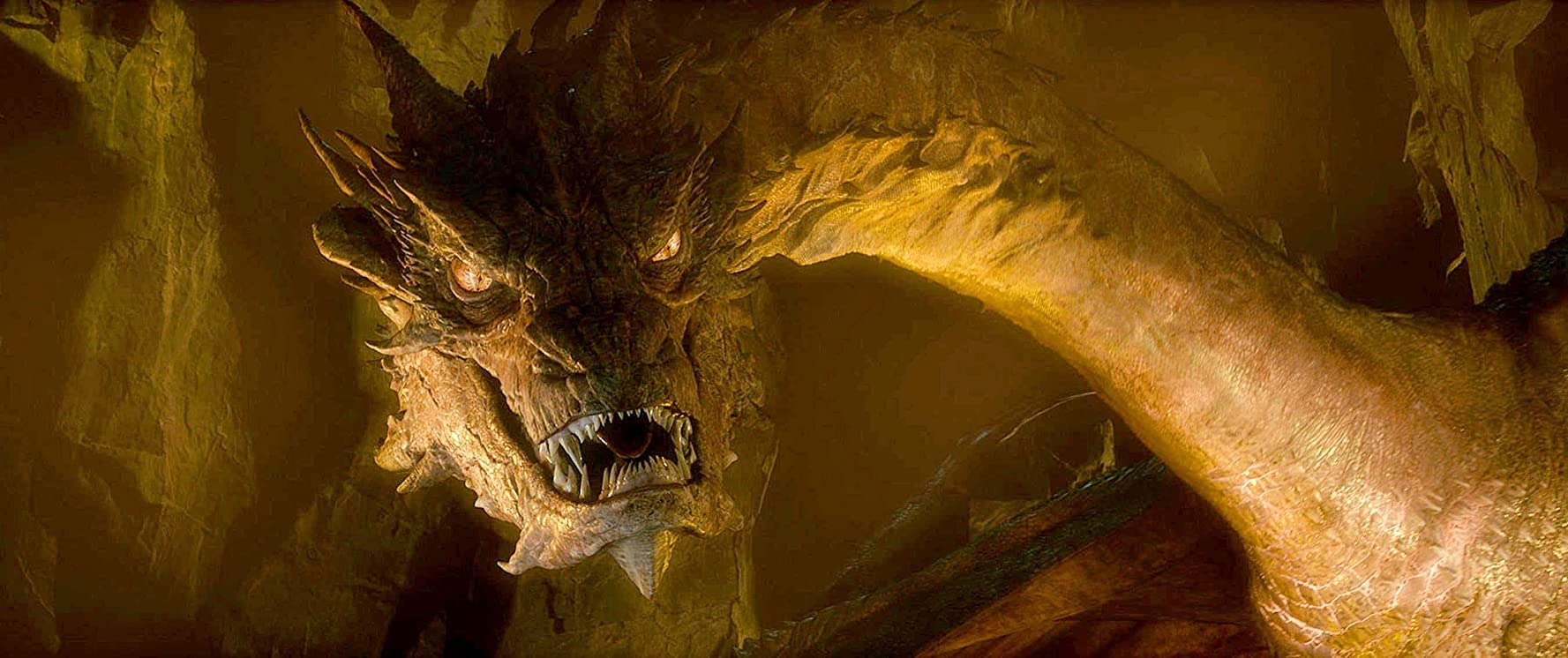 Benedict Cumberbatch in The Hobbit: The Desolation of Smaug (2013)