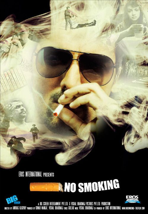 No Smoking 2007 Hindi Movie 418MB HDRip Download