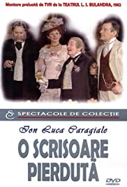 O scrisoare pierduta(1977) Poster - Movie Forum, Cast, Reviews