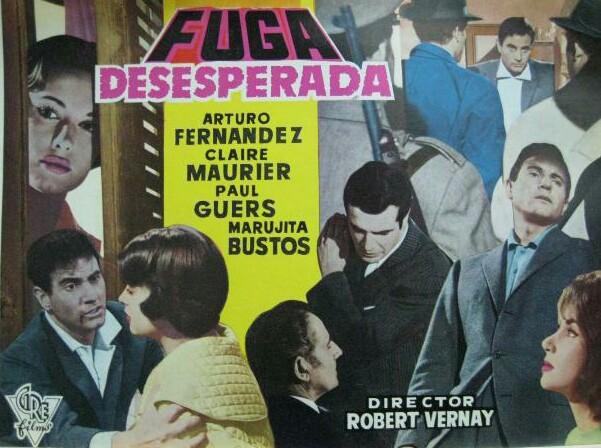 Fuga Desesperada 1961 Imdb
