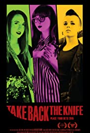 Take Back the Knife Poster