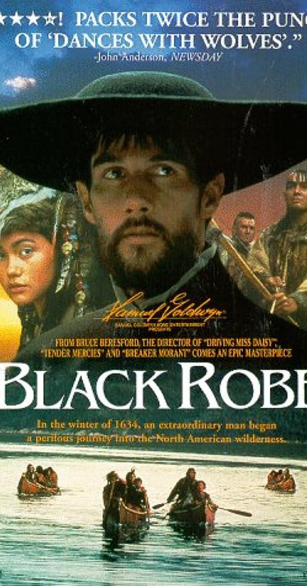 Juodasis apsiaustas / Black Robe (1991)