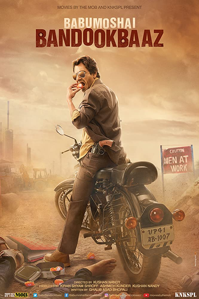 Babumoshai Bandookbaaz 2017 Hindi 720p 940MB WEB-DL AAC MKV