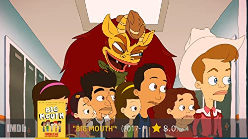 """There's No Such Thing As TMI for """"Big Mouth"""" Star and Creator: Nick Kroll"""