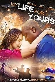 Matondo Kiantandu, Johanna Sol, and John Hugh Wilson III in My Life for Yours (2017)
