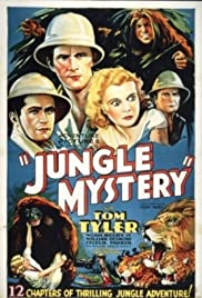 Jungle Mystery Poster