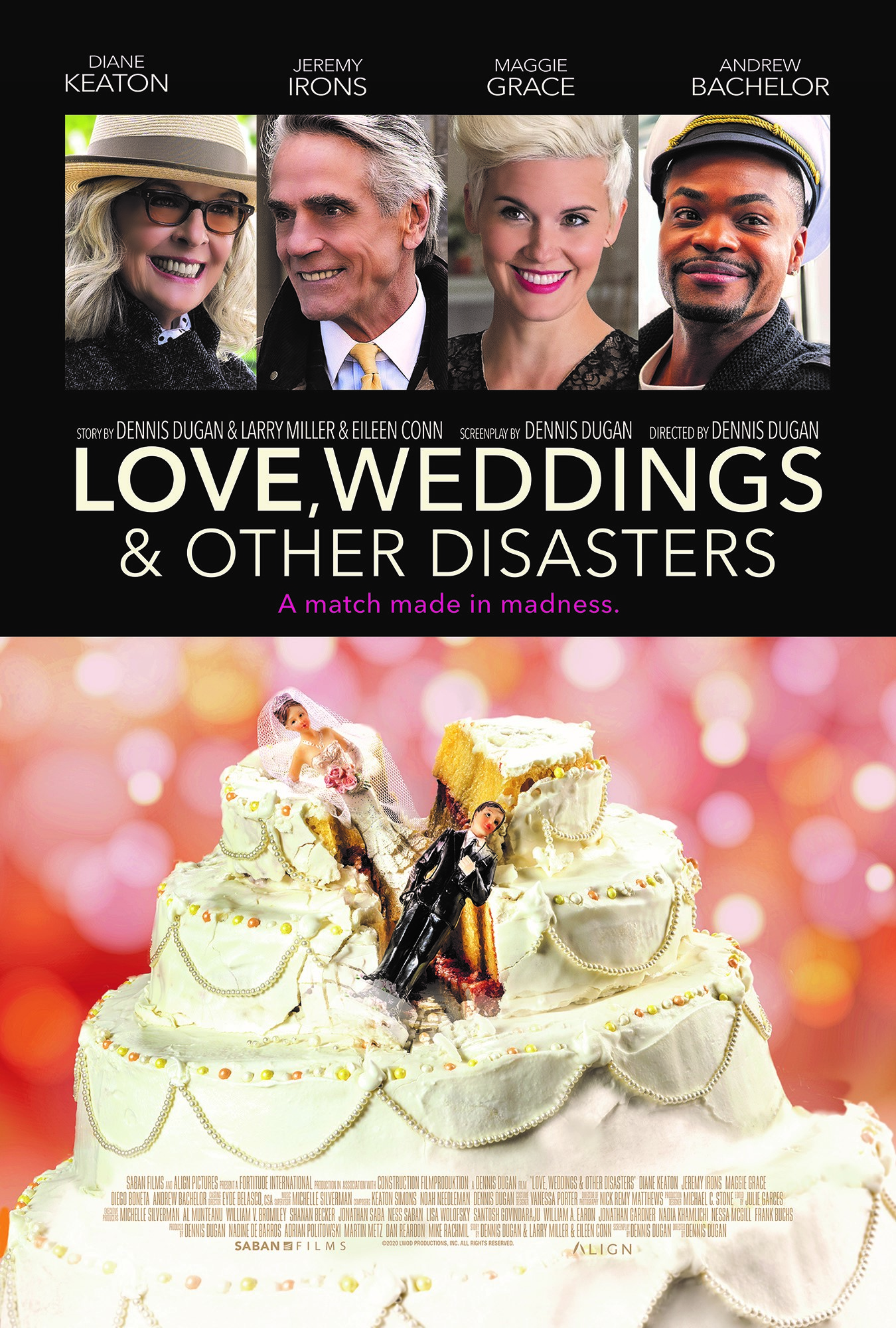 Love, Weddings & Other Disasters (2020) - IMDb