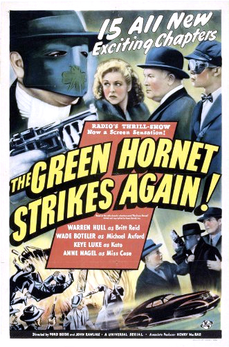 The Green Hornet Strikes Again! on FREECABLE TV