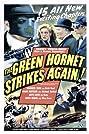 The Green Hornet Strikes Again! (1940) Poster