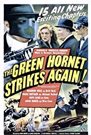 The Green Hornet Strikes Again! Poster