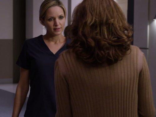 Jordana Spiro in The Mob Doctor (2012)