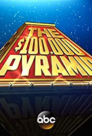 The $100,000 Pyramid Poster