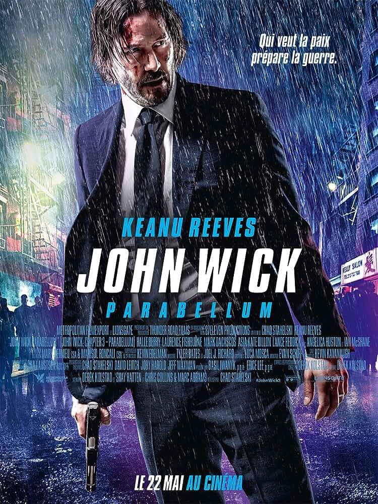 John Wick: Chapter 3 – Parabellum (2019) English 720p HD-CAMRip Full Movie