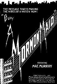 A Mormon Maid Poster