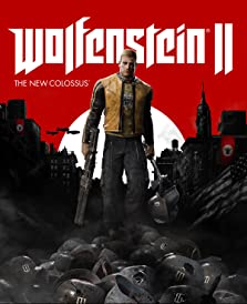 Wolfenstein II: The New Colossus (2017 Video Game)