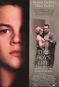 Robert De Niro, Leonardo DiCaprio, and Ellen Barkin in This Boy's Life (1993)