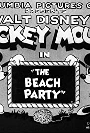 The Beach Party Poster