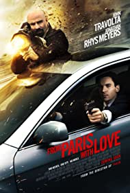 John Travolta and Jonathan Rhys Meyers in From Paris with Love (2010)