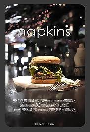 Napkins Poster