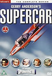 Supercar Poster - TV Show Forum, Cast, Reviews