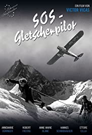 SOS Glacier Pilot Poster