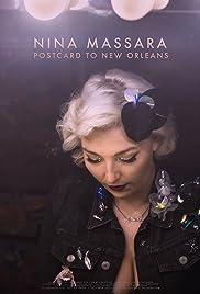 Nina Massara: Postcard to New Orleans Poster