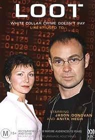 Jason Donovan and Anita Hegh in Loot (2004)