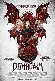 Deathgasm (2015) Poster - Movie Forum, Cast, Reviews