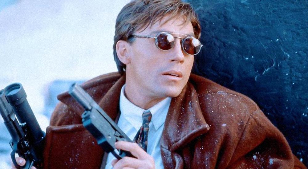 Olivier Gruner in Nemesis (1992)