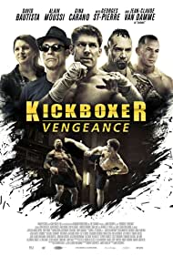 Jean-Claude Van Damme, Dave Bautista, Georges St-Pierre, Gina Carano, and Alain Moussi in Kickboxer: Vengeance (2016)