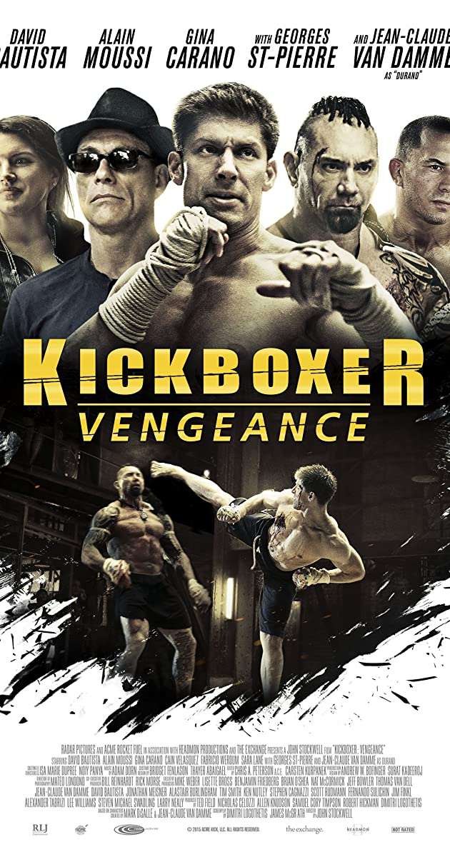 Võ Sĩ Báo Thù – Kickboxer: Retaliation (2016)