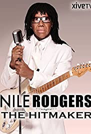 Nile Rodgers: Secrets of a Hitmaker Poster
