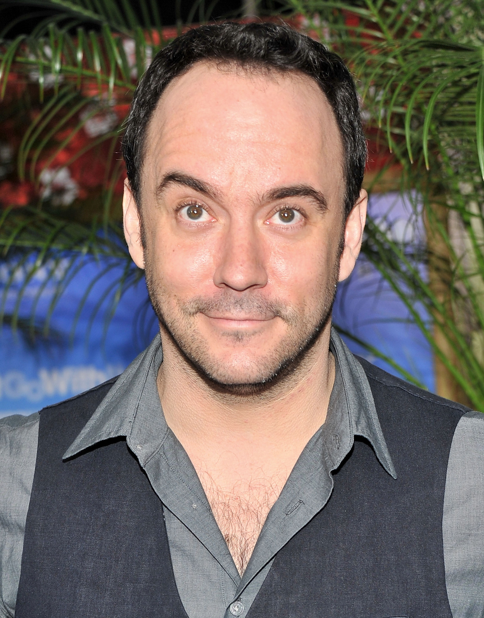 Dave Matthews at an event for Just Go with It (2011)