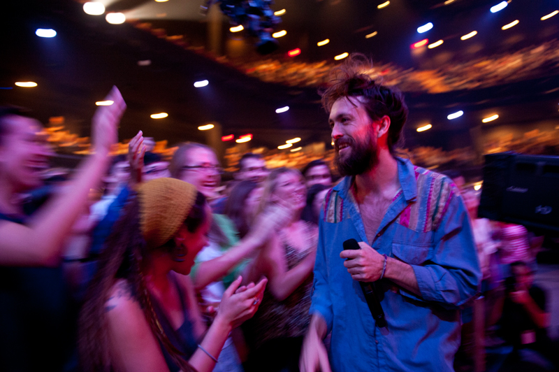 Edward Sharpe and the Magnetic Zeros in Austin City Limits (1975)
