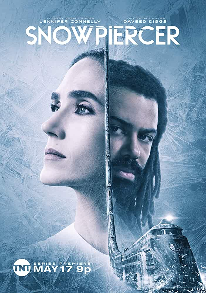Snowpiercer Complete Season 1 (Hindi Dubbed)