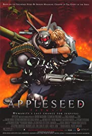 Appleseed Poster