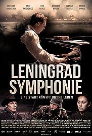 Leningrad Symphony Poster