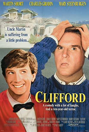 Clifford Poster Image