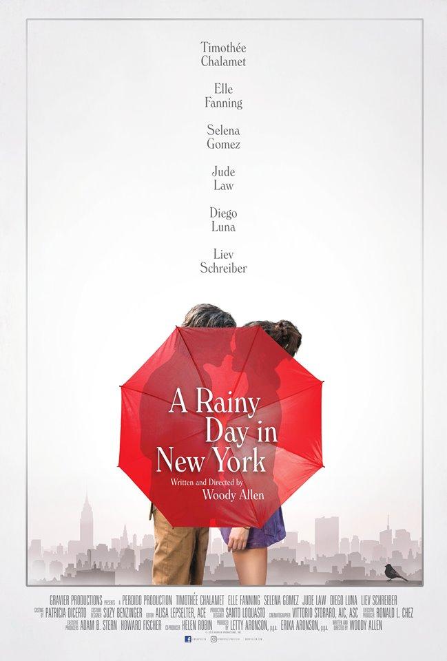 LIETINGA DIENA NIUJORKE (2019) / A Rainy Day in New York