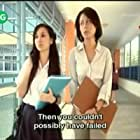 Priscelia Chan and Angelline Chung in Shall We Talk? (2011)