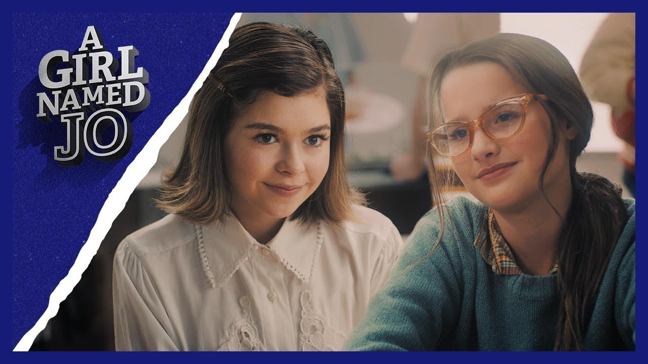 Addison Riecke and Annie LeBlanc in A Girl Named Jo (2018)