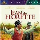 Gérard Depardieu and Yves Montand in Jean de Florette (1986)