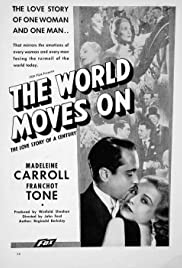The World Moves On Poster