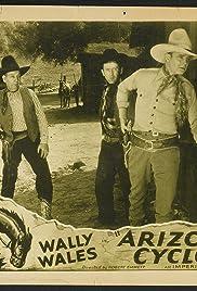 Arizona Cyclone Poster