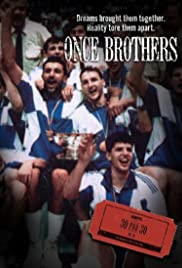 Once Brothers Poster