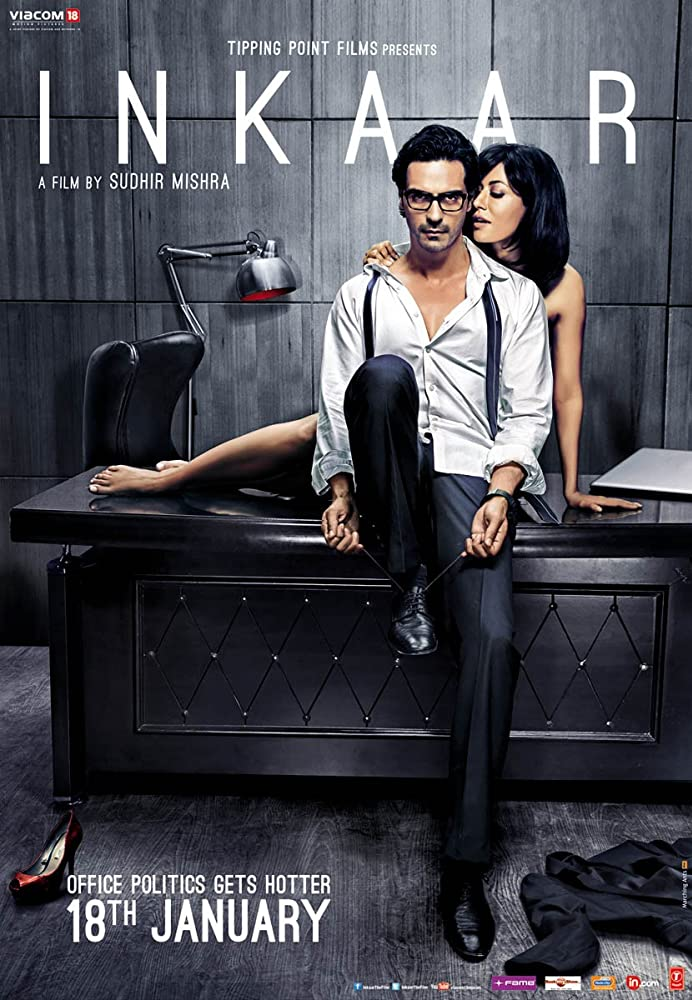 Inkaar 2013 Hindi 400MB HDRip ESubs Download