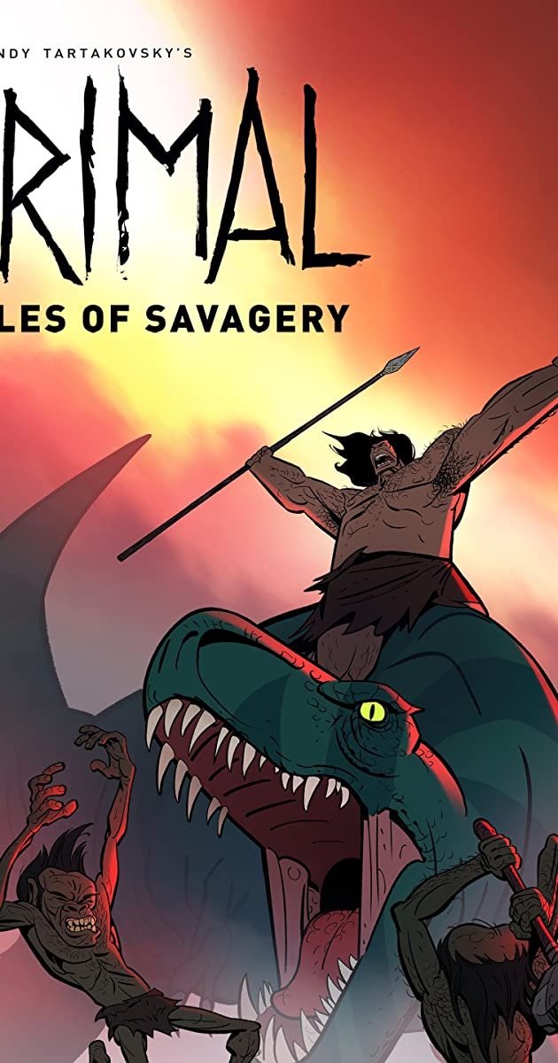 Subtitle of Primal: Tales of Savagery