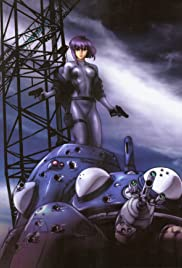 Kôkaku kidôtai: Stand Alone Complex Poster