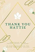 Thank You Hattie