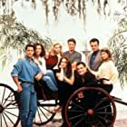 Robyn Lively, Jamie Luner, George Eads, David Gail, Paul Satterfield, Shannon Sturges, Beth Toussaint, and Ray Wise in Savannah (1996)